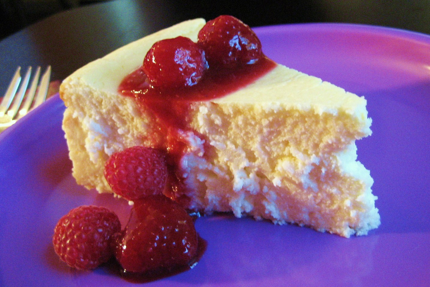 ... italian cheesecake to the sometimes unctuous new york cheesecake the