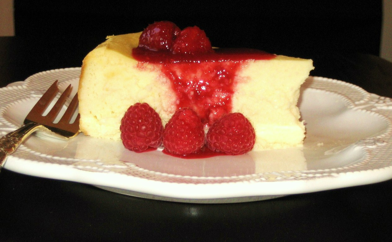 This light, ethereal cheesecake is perfect Passover fare. In addition ...