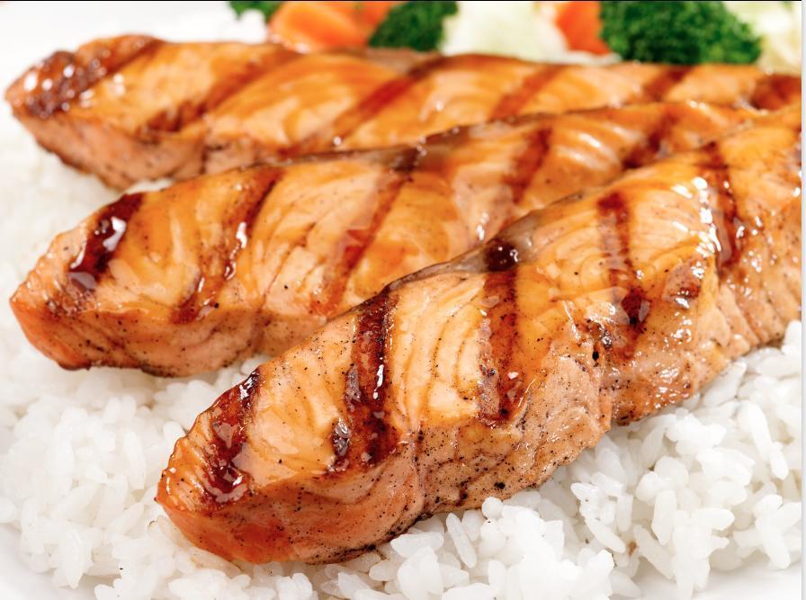 Glazed Salmon | sweetpaprika